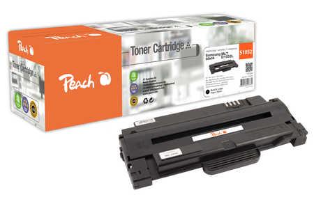 Peach  Tonermodul schwarz kompatibel zu Hersteller-ID: MLT-D1052L Toner