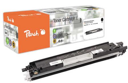 Peach  Tonermodul schwarz kompatibel zu Hersteller-ID: No. 126A, CE310A Toner