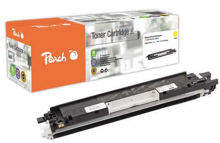 Peach  Tonermodul gelb, kompatibel zu Hersteller-ID: No. 126A, CE312A Tinte