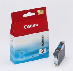 Original  Tintenpatrone cyan Hersteller-ID: CLI-8c, 0621B001 Toner