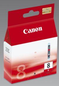 Original  Tintenpatrone rot Hersteller-ID: CLI-8r, 0626B001 Toner