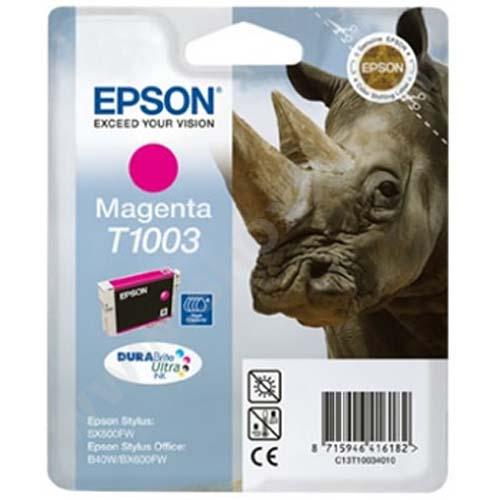 Original  Tintenpatrone magenta Hersteller-ID: T1003 Toner