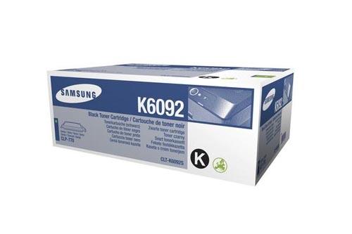 Original  Tonerpatrone schwarz Hersteller-ID: CLT-K6092 Tinte