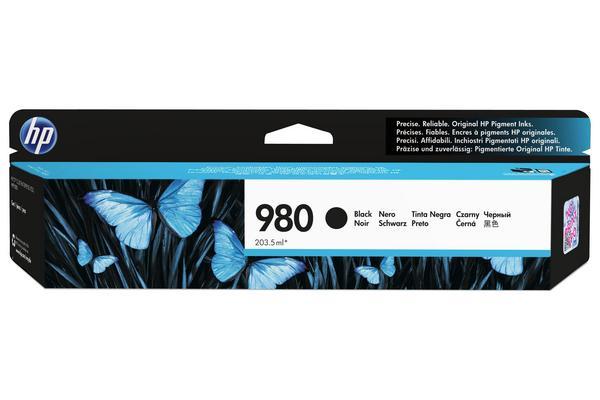 Original  Tintenpatrone schwarz Hersteller-ID: No. 980, D8J10A Druckerpatronen
