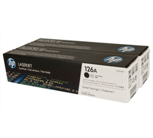 Original 2  Tonerpatronen schwarz Hersteller-ID: No. 126A, CE310AD Druckerpatronen