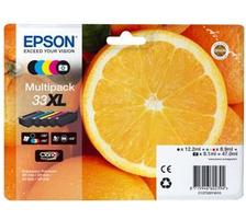 Original  Multipack Tinte, XL, CMYBK/PhBK Hersteller-ID: T335740 Toner
