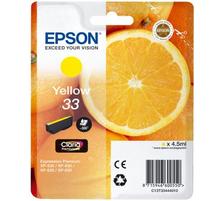 Original  Tintenpatrone gelb Hersteller-ID: T334440 Tinte