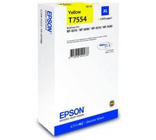 Original  Tintenpatrone XL gelb Hersteller-ID: T755440 Toner