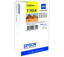 Original  Tintenpatrone XXL gelb Hersteller-ID: T7014, T701440 Tinte