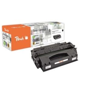 Peach  Tonermodul schwarz, High Capacity kompatibel zu Hersteller-ID: Q7553X Toner