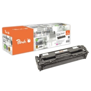 Peach  Tonermodul magenta kompatibel zu Hersteller-ID: CB543A Druckerpatronen