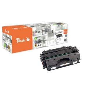 Peach  Tonermodul schwarz kompatibel zu Hersteller-ID: CE505X Toner