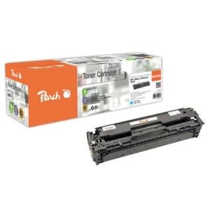 Peach  Tonermodul cyan, kompatibel zu Hersteller-ID: No. 304A, CC531A Tinte