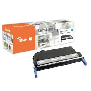 Peach  Tonermodul cyan, kompatibel zu Hersteller-ID: Q7581A Toner