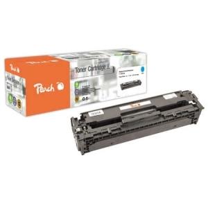 Peach  Tonermodul cyan kompatibel zu Hersteller-ID: No. 128A, CE321A Tinte