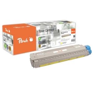 Peach  Tonermodul gelb kompatibel zu Hersteller-ID: 44059105 Tinte