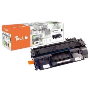 Peach  Tonermodul schwarz kompatibel zu Hersteller-ID: CE505A Tinte