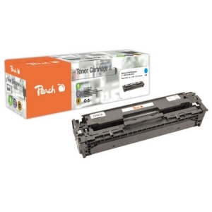 Peach  Tonermodul cyan, kompatibel zu Hersteller-ID: No. 305A, CE411A c Druckerpatronen