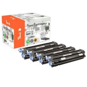 Peach  Spar Pack Tonermodule kompatibel zu Hersteller-ID: No. 124A Druckerpatronen