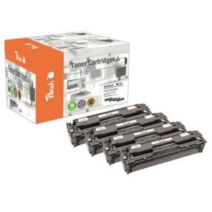 Peach  Spar Pack Tonermodule kompatibel zu Hersteller-ID: No. 304A Druckerpatronen
