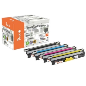 Peach  Spar Pack Tonermodule kompatibel zu Hersteller-ID: 4425xxxx Tinte