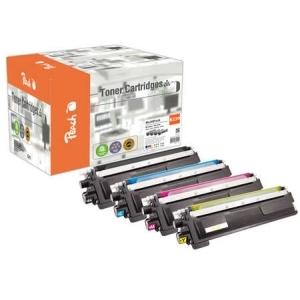 Peach  Spar Pack Tonermodule kompatibel zu Hersteller-ID: TN-230 Tinte