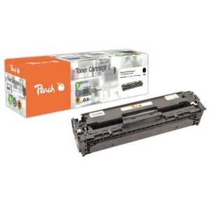 Peach  Tonermodul HC schwarz kompatibel zu Hersteller-ID: CF210X, HP131X Toner
