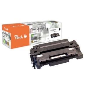 Peach  Tonermodul schwarz kompatibel zu Hersteller-ID: CE255A Tinte