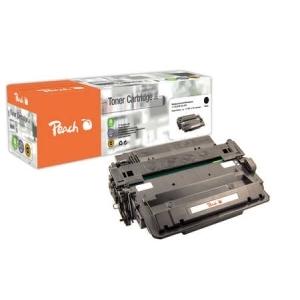 Peach  Tonermodul HC schwarz kompatibel zu Hersteller-ID: CE255X Tinte