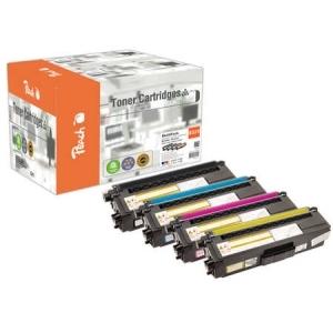 Peach  Spar Pack Tonermodule kompatibel zu Hersteller-ID: TN-325 Tinte