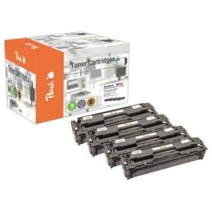Peach  Spar Pack Tonermodule kompatibel zu Hersteller-ID: No. 128A Druckerpatronen