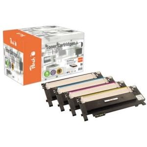 Peach  Spar Pack Tonermodule kompatibel zu Hersteller-ID: CLT-4072 Tinte