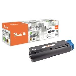 Peach  Tonermodul schwarz kompatibel zu Hersteller-ID: 44992402 Toner