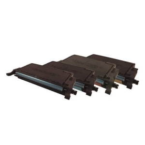 Peach  Spar Pack Tonermodule kompatibel zu Hersteller-ID: CLT-5082L Druckerpatronen