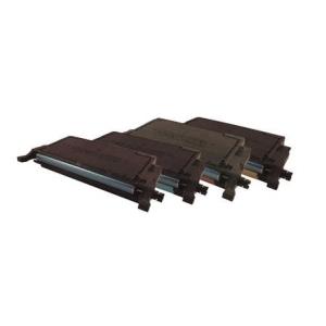 Peach  Spar Pack Tonermodule kompatibel zu Hersteller-ID: CLP-660B Tinte