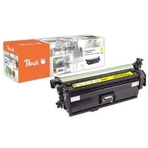 Peach  Tonermodul gelb kompatibel zu Hersteller-ID: No. 507, CE402A Tinte