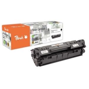 Peach  Tonermodul schwarz HY kompatibel zu Hersteller-ID: CRG-703, Q2612A Tinte