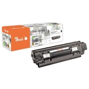 Peach  Tonermodul schwarz kompatibel zu Hersteller-ID: No. 83A, CF283A Tinte