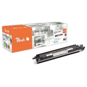 Peach  Tonermodul cyan kompatibel zu Hersteller-ID: No. 130A, CF351A Druckerpatronen