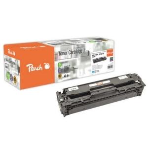 Peach  Tonermodul cyan kompatibel zu Hersteller-ID: No. 312A, CF381A Toner