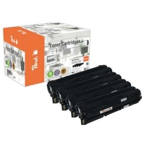 Peach  Spar Pack Tonermodule kompatibel zu Hersteller-ID: CLT-506L Toner