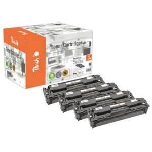 Peach  Spar Pack Tonermodule kompatibel zu Hersteller-ID: No. 131 series Toner