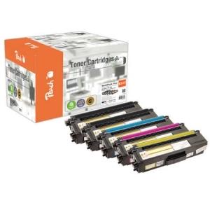 Peach  Spar Pack Plus Tonermodule kompatibel zu Hersteller-ID: TN-325 Toner