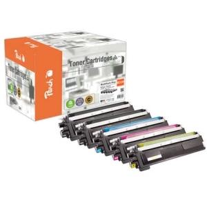 Peach  Spar Pack Plus Tonermodule kompatibel zu Hersteller-ID: TN-230 Druckerpatronen