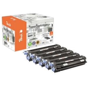 Peach  Spar Pack Plus Tonermodule kompatibel zu Hersteller-ID: No. 124A Druckerpatronen