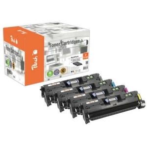 Peach  Spar Pack Tonermodule kompatibel zu Hersteller-ID: Q3960-3A Toner
