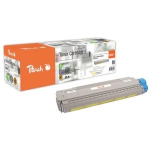 Peach  Tonermodul gelb kompatibel zu Hersteller-ID: 44844505 Tinte