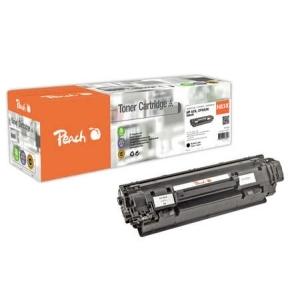 Peach  Tonermodul schwarz kompatibel zu Hersteller-ID: No. 83X, CF283X Druckerpatronen