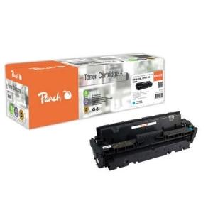 Peach  Tonermodul cyan kompatibel zu Hersteller-ID: 410X, CF411X Toner