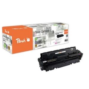 Peach  Tonermodul magenta kompatibel zu Hersteller-ID: 410X, CF413X Tinte